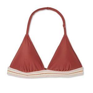 Sport Triangle Bikini Top